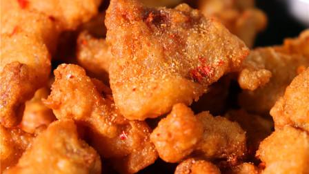"""炸酥肉时,别用淀粉和面粉,换成""""它""""外酥里嫩,放冷也不回软"""