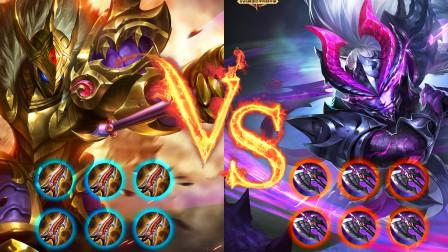 王者单挑赛:典韦vs宫本,宫本:全输出的我果真无敌!