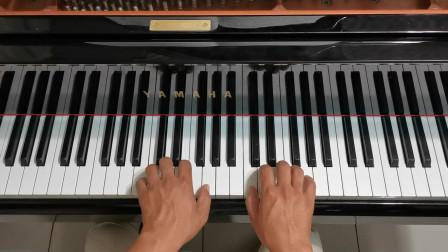 车尔尼:练习曲 Op.599 No.15 慢速+原速(王峥钢琴 190609_Su.2130)