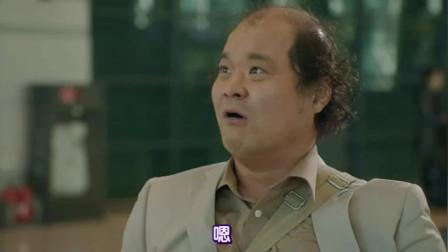 城市猎人:秃顶大叔第一次到李敏镐家,感叹到:这是家还是宫殿?