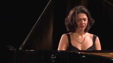 【钢琴】李斯特 舒伯特小夜曲 Khatia Buniatishvili 钢琴独奏