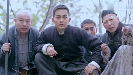 黄河英雄:鬼子骑兵追赶花姑娘,不料却惹来了身大祸