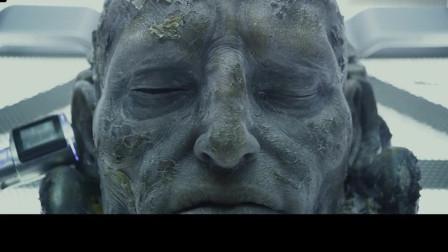普罗米修斯:发现外星头颅,在打开头颅之时,不料看见惊人的一幕