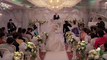 男子前一晚大哭说不想结婚,第二天开心步入婚礼现场,真香