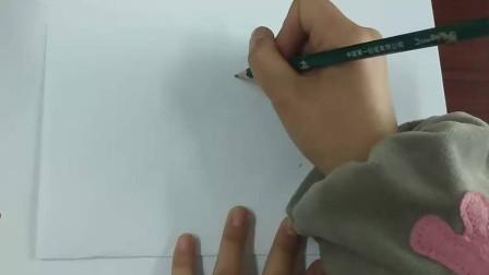 分享一个动漫人物简笔画,你看出来它是谁了吗,赶快让孩子画起来