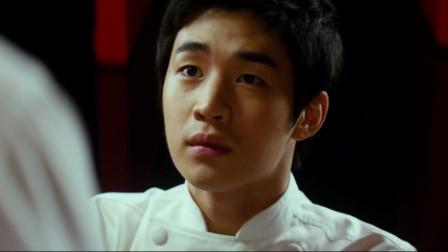 花样厨神:决赛上小伙做一道菜,不是给评委做的,却是给对手做的