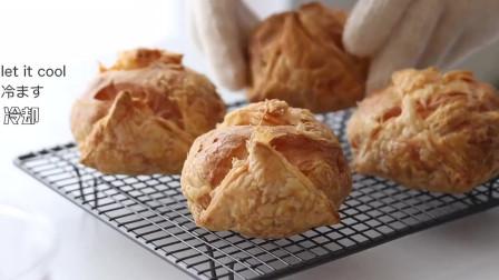 烘焙教程:奶油泡芙