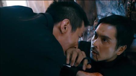 孤胆特工:元彬单挑大叔,两人互相用刀大战,最终大叔惨败