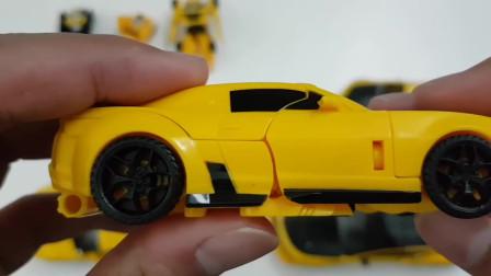 大变形金刚大黄蜂电影5最后一个骑士玩具玩具