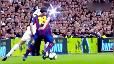 足球:最漂亮的足球技巧,带球过人的高手大集锦。