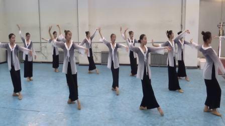 青岛大学音乐学院舞蹈系2019年6月12日专业考试(上下集):上集