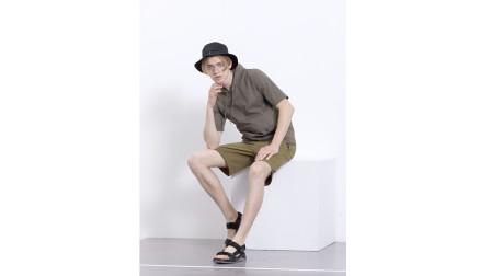 产品展示 夏日型动派,ECCO爱步运动凉鞋,创新舒适(简一)