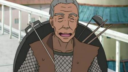 他在木叶村隐藏50年,众人都以为他是个下忍,可实际却是个高手