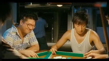 打麻将不变改规则,老实人有赌神手气也没用,老千明摆着坑人