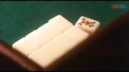 赌神的搓麻将技术, 都是王者级别的,想要什么牌就能摸到