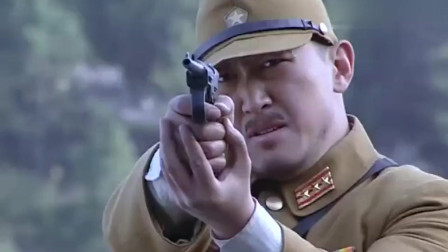 双枪李向阳:渡边队长身上绑着细菌弹,把松井大佐吓着了!