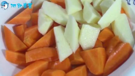 山药龙骨汤的家常做法,简单几步汤白汁浓,一大锅都不够喝