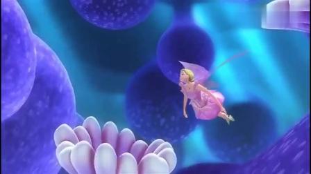 芭比:王子发现蘑菇头不认路,故意忽悠它们原地打转,可真是蠢啊