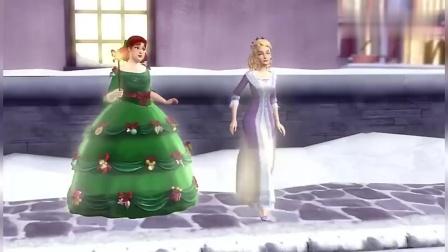芭比:艾迪恩生气?她误会了,凯瑟琳是去关怀温暖那些孤儿