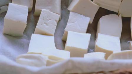 在家也可以这样做出调味一绝豆腐乳