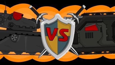 坦克世界动画:四分之一决赛的最后一战!盒子坦克会更胜一筹吗?