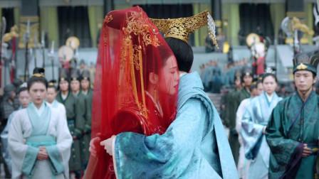 《白发王妃》:容齐助妹妹恢复记忆,容乐答应远嫁北临