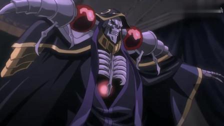OVERLORD:成为统治者的道路?骨王偷偷练习看起来比较帅的姿势