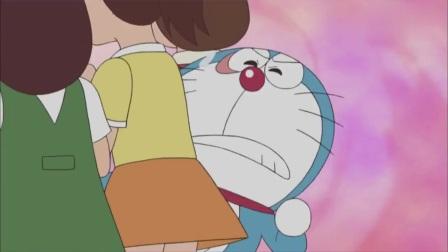 哆啦A梦:大雄被众多女神表白,三心二意的大雄遭到了惩罚