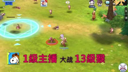 仙境传说RO 主播大战高级溜溜猴 麦玩系列