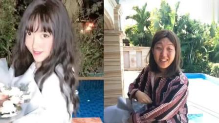 阿纯这次穿的婚纱比上次还美,不信看完这个视频再说话!