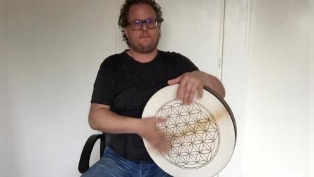 麦尔Sonic Energy声音能量手鼓演奏示范