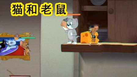 猫和老鼠:身为一只机械鼠,我的任务就是找到最好吃的蛋糕
