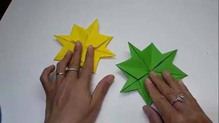 儿童DIY折纸大全-圣诞节饰品