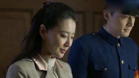 伪装者:日军突然进来,明台和锦云接吻蒙混过关,不料是锦云的初吻