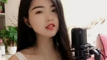 性感女歌手翻唱《微信爱》,DJ版动感十足,送给最爱我的你!