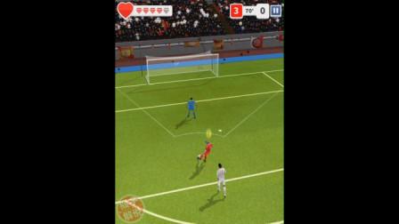 猴子试玩《足球英雄(Score Hero)》第七十一期:进西班牙五个