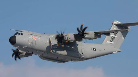 体型巨大的军用运输机,机翼为何很单薄?