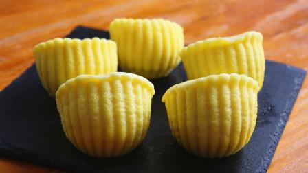 家里有面粉的必须做下马拉盏,比蛋糕简单,松软细腻,好吃又看好