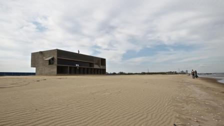 世界上最孤独的图书馆,面朝大海远离喧嚣,却因此吸引众多游客!