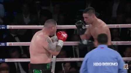 WCB拳王争霸 约瑟夫vs鲁伊斯 两大猛兽重拳轰炸!过瘾