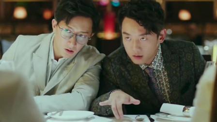 """两男子约""""双胞胎""""吃饭,结果双胞胎一来懵了,这哪是双胞胎?"""