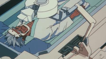 子女不孝不照顾年迈父亲,还送他去当实验品,只有小护士出面制止