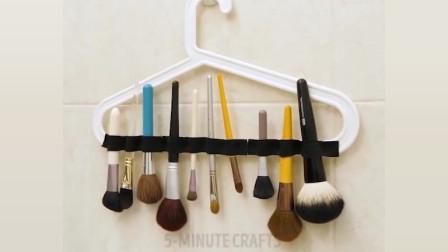 化妆盒还要买?自己在家找几个小盒子 ,自己在家手工制作,想要什么样的做什么样的、