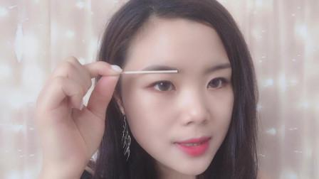 眉毛应该怎么画?超详细的一字眉画法技巧,手残党看过来