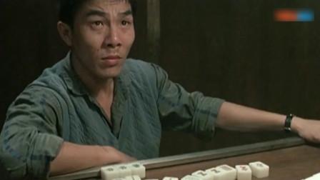 打麻将没赌神手气全靠赖,一手烂牌硬说自摸