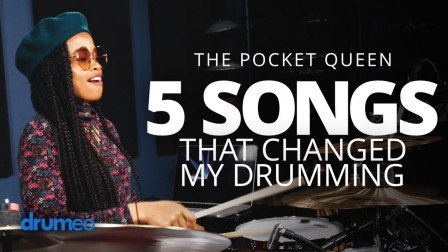 ★ME威律动★Taylor Gordon - 5 Songs That Changed My Drumming