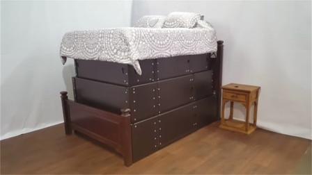 这款床能救命国外发明救生床网友日本刚需