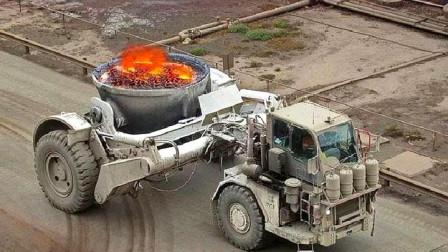 """最""""危险""""的汽车,每天车载1300°C高温材料,月薪4万都没人敢开"""