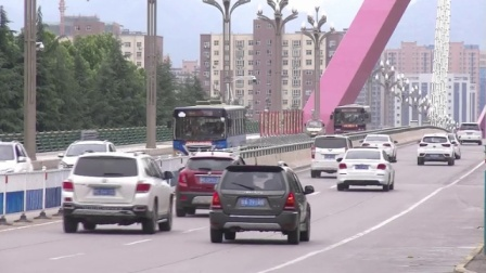 宝鸡:行政大道西段已经恢复双向通行啦!