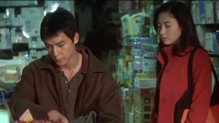 旺角黑夜:吴彦祖用3500就买来张柏芝的时间陪伴,太划算了吧